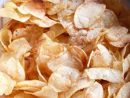 10 Snacks å unngå på automaten