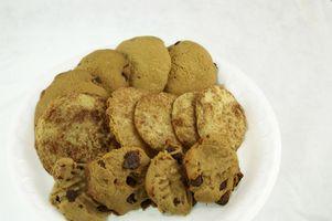 Lavt kolesterol cookies og snacks