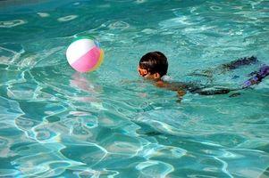 Sikkerhetstiltak for Svømming