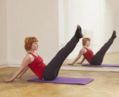 Hvordan opprettholde god holdning i overkroppen
