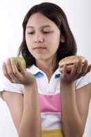 Hvordan motstå Fet mat