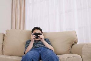 Rådgiving teknikker med barn utsatt for volds Media