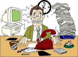 Hvordan virker stress påvirke blodtrykket?