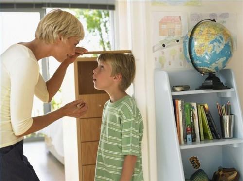 Hvordan å forutsi et barns voksen høyde