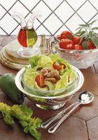 Hvordan lage en sunn tunfisk salat for vekttap