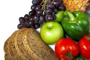 Naturlig mat som fremmer fysisk energi