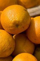 Forbindelser som finnes i Orange Oil