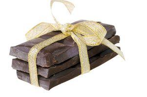 Mørk sjokolade som en appetitt suppressant