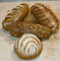 Om hele hvete brød