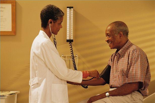 lavt blodtrykk behandling