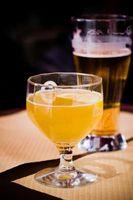 Kortsiktige effekter av for mye alkohol