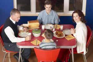 Hvor mange kalorier bør et barn spise per dag for å gå ned i vekt?