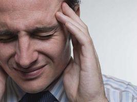 våkne med hodepine