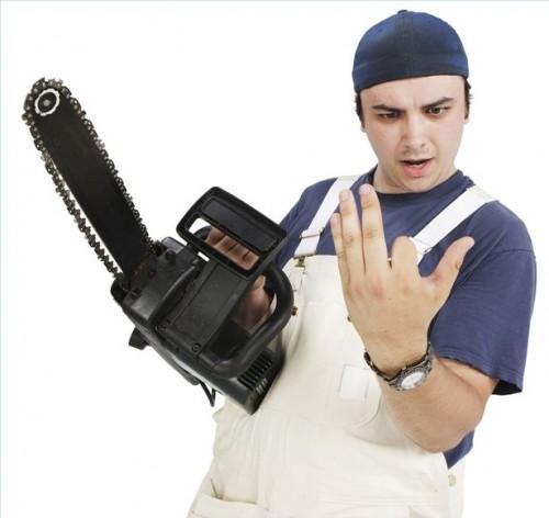 Hvordan spare en finger etter utilsiktet Amputasjon