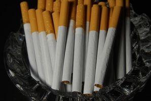 Hvordan identifisere falske sigaretter