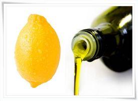 Hvordan behandle nyrestein med sitronsaft og olivenolje