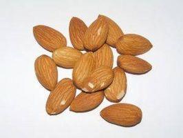 Symptomer på allergi mot mandler
