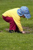 Aktiviteter å gjøre med barn med sensoriske motor problemer