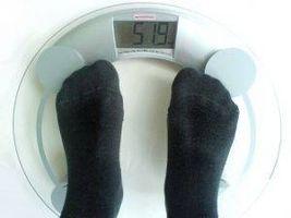 Hva er normalt vekt svingninger?
