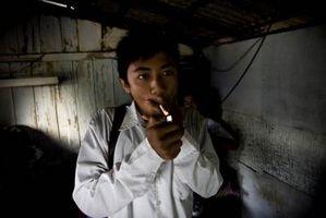 Hvordan få My E-sigarett til å produsere damp