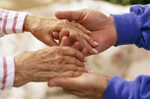 Slik Care for aldrende foreldre
