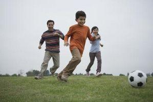 Hvordan vite om et barn har balanseproblemer