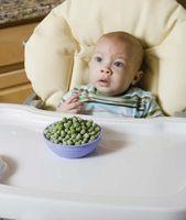 Fingermat for babyer på ni måneder