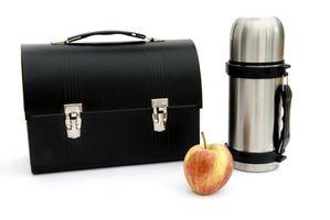 Lunchbox Ideer for å miste vekt