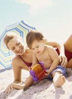 Hva er forskjellen mellom Baby & Kid solkrem?