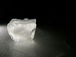 Hvordan søke Ice til Shin splinter