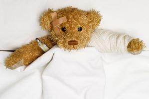 Virkningene av CT-undersøkelse på barn