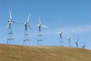 Ulemper og fordeler ved å bruke Wind Energy