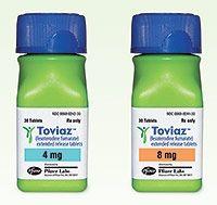 Hvordan ta TOVIAZ For Overaktiv blære