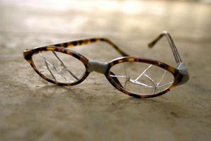Plast vs glass linser i briller