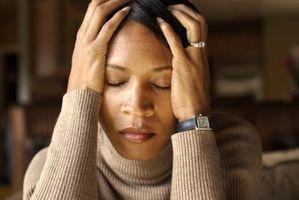 Tegn og symptomer på ekstrem utmattelse