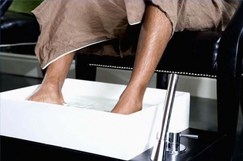 Hvordan behandle bunions Med Massasje