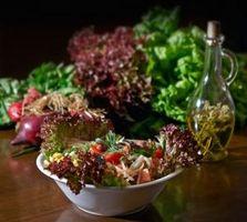 Mat for en Low Carb Diet