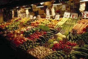 Matvarer ikke å spise med pylori bakterier