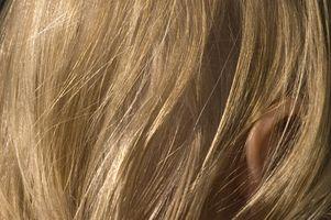 Aktuelt Zinc Oxide & B6 å stoppe håravfall