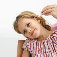 Hvordan få øredråper hos små barn