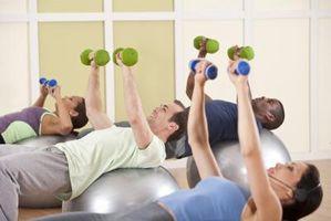 Hvordan å bo på sporet med diett og mosjon