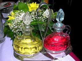Helse Fordeler med Oil & Vinegar Dressing