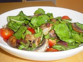 Chicken Caesar Salad Ernæring Fakta