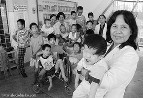 Bivirkninger av Agent Orange i Vietnam-krigen