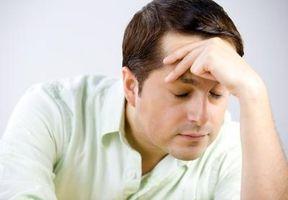 Hvordan vet jeg om din ektefelle er deprimert