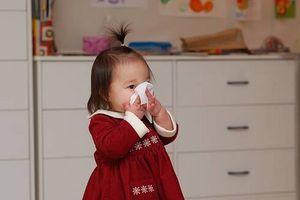 Hvordan avlaste en tett nese hos barn