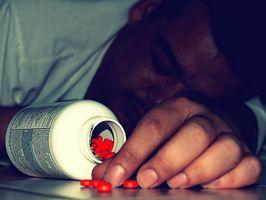 Menneskelig respirasjon problemer fra overdose