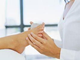 Hvordan bli kvitt Fungal gjær på føtter og kropp
