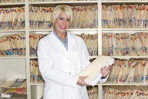 Fordeler og ulemper med Electronic Krav og Pasient filer