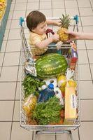Hva er forskjellen i ernæring for spedbarn enn andre faser av livet?